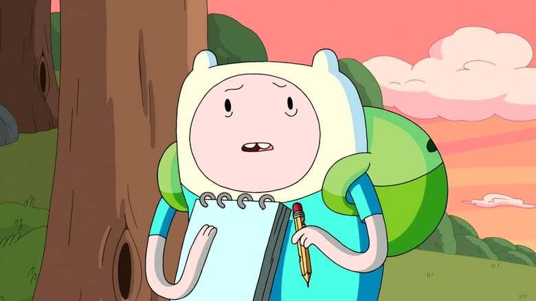 It's Jake Time! Adventure Time Series Premiere Promo ...