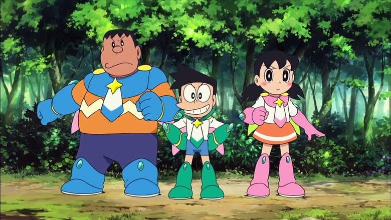 Doraemon+-+Il+Film+-+Nobita+e+gli+eroi+dello+spazio