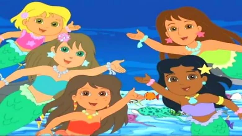 Dora the Explorer: Dora Saves the Mermaids banner backdrop