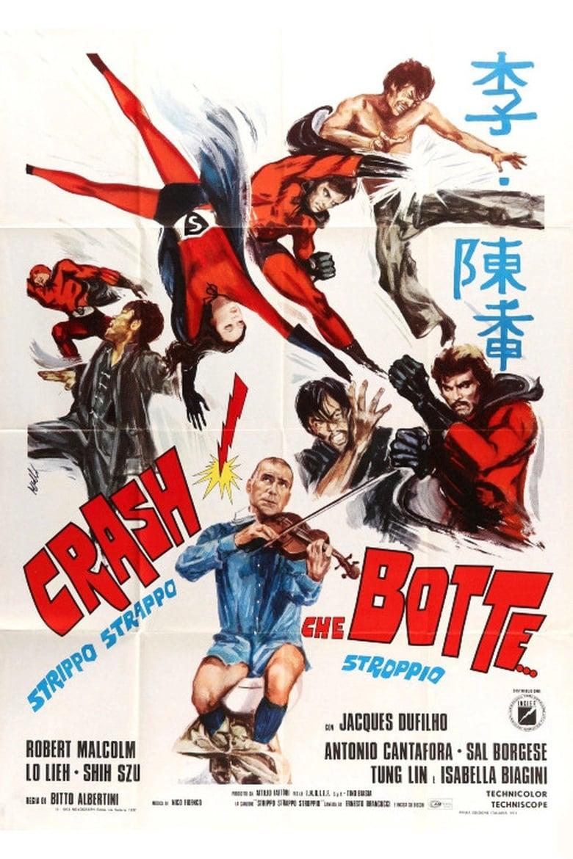 Supermen Against the Orient (1973)