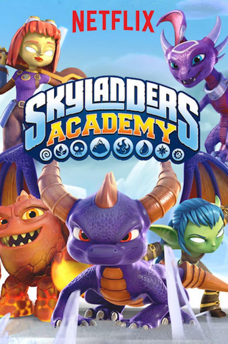 Η Ακαδημία των Σκάιλαντερς (2016) - Tainies OnLine