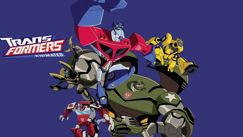 Transformers+Animated