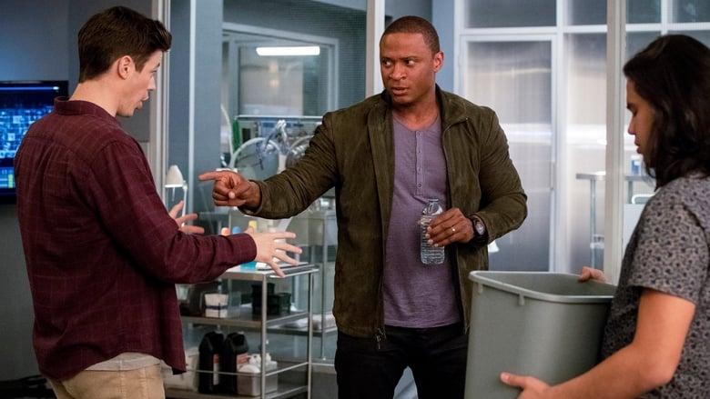 The Flash Season 4 Episode 22
