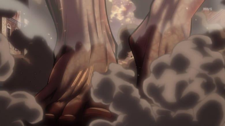 Shingeki no Kyojin 1×13