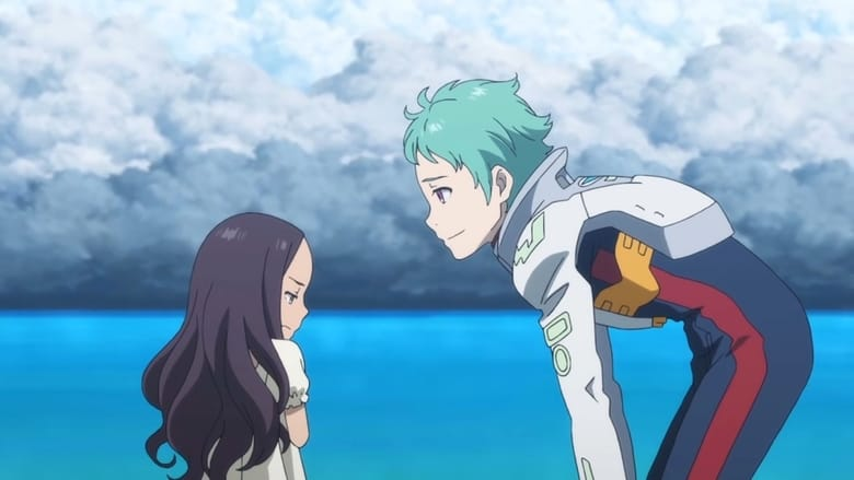 Eureka Seven AO Final Episode: One More Time – Lord Don't Slow Me Down