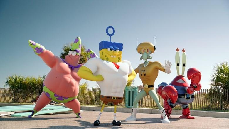 SpongeBob+-+Fuori+dall%27acqua