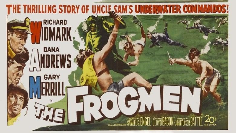 Watch The Frogmen Putlocker Movies
