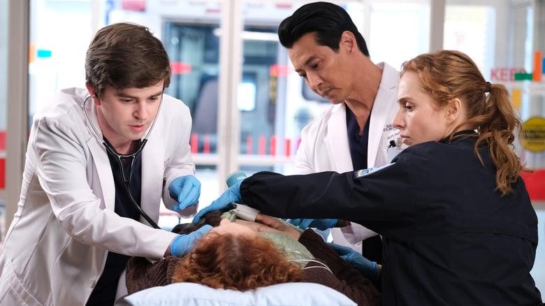 הרופא הטוב עונה 3 פרק 16