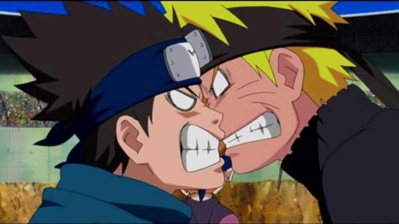 مشاهدة فيلم Chunin Exam on Fire! and Naruto vs. Konohamaru! 2011 مترجم أون لاين بجودة عالية
