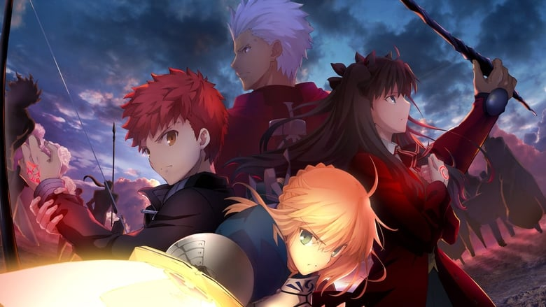 مشاهدة مسلسل Fate/stay night [Unlimited Blade Works] مترجم أون لاين بجودة عالية