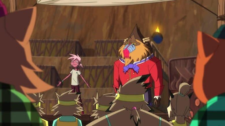 Kipo and the Age of Wonderbeasts Sezonul 3 Episodul 3 Online Subtitrat FSonline