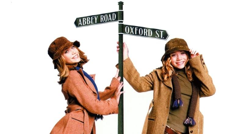 Due+gemelle+a+Londra