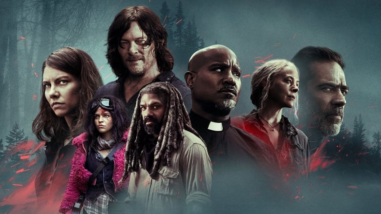 copertina serie tv The+Walking+Dead