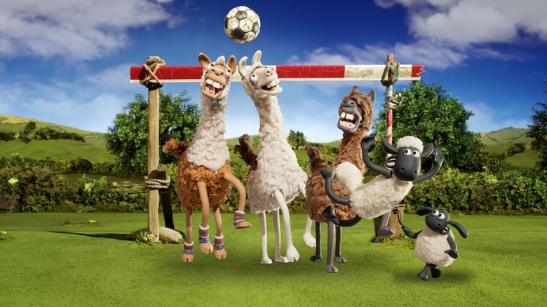 فيلم Shaun the Sheep: The Farmer's Llamas 2015 مترجم اونلاين