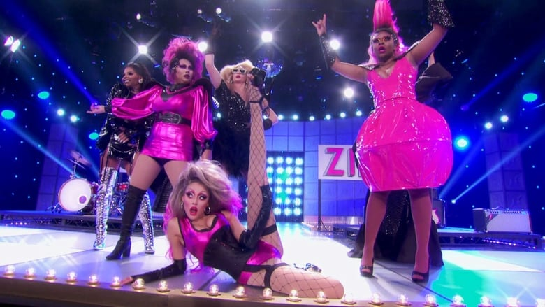 Secret Celebrity RuPaul's Drag Race: 1×4