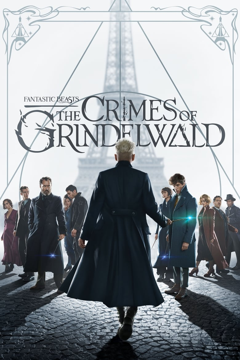 Fantastic Beasts: The Crimes of Grindelwald - poster