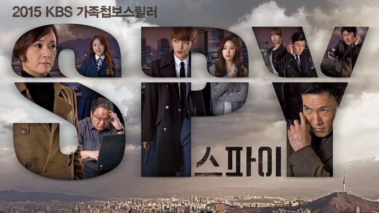 Spy Tv Series 2015 2015 The Movie Database Tmdb