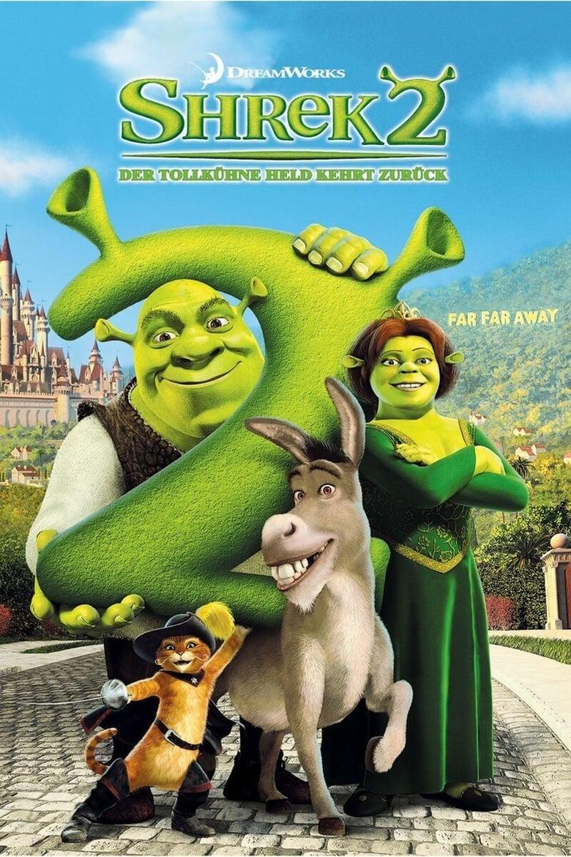 Shrek 2 - Der tollkühne Held kehrt zurück - Animation / 2004 / ab 0 Jahre