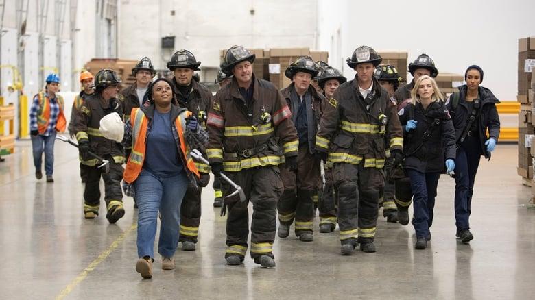 Chicago Fire: Heróis Contra o Fogo: 8×17