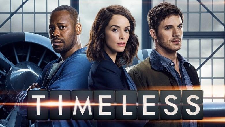 Amžinas / Timeless (2018) 2 Sezonas EN