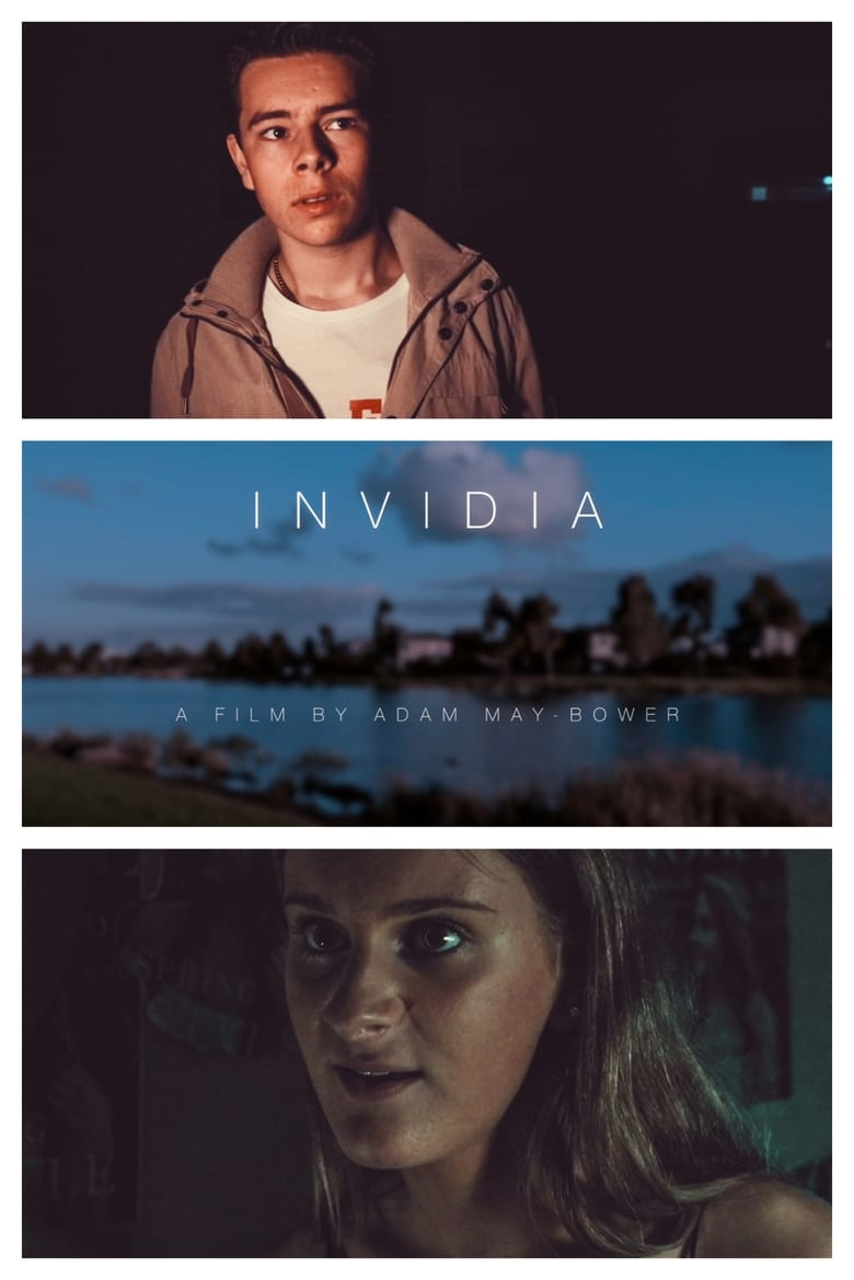 Invidia - poster