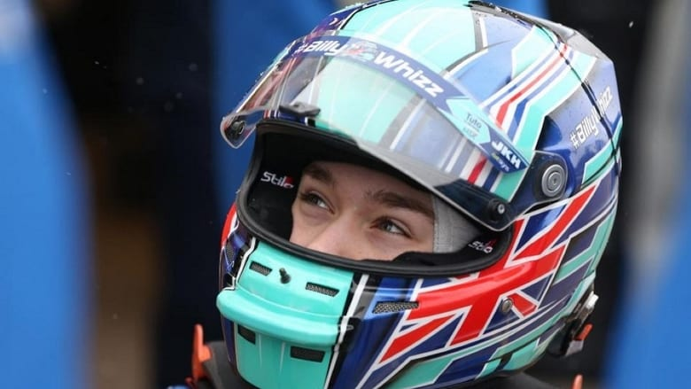 Watch Driven: The Billy Monger Story free