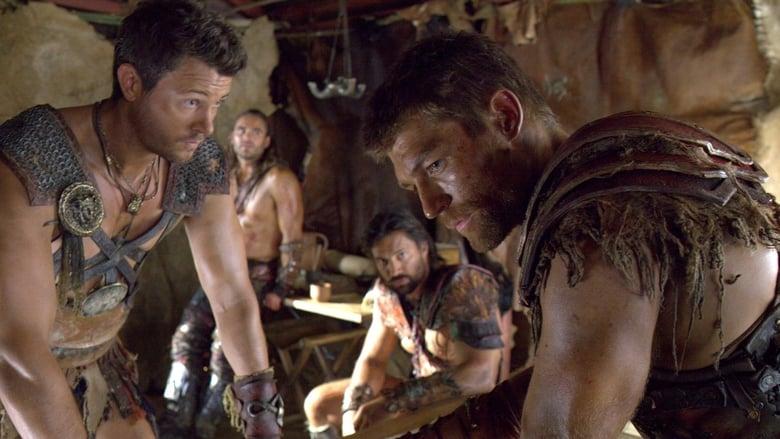 مسلسل Spartacus الموسم الثالث الحلقة 1
