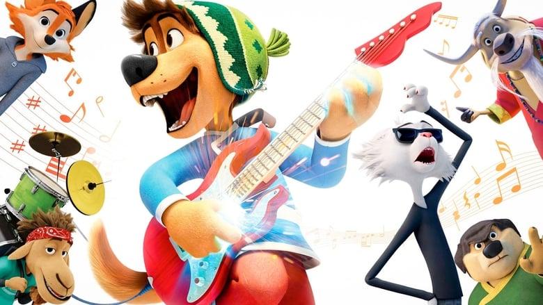 Mira La Película Rock Dog: el poder de la música Con Subtítulos En Español