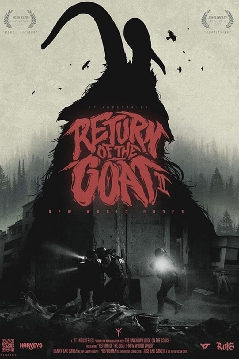 Return of the Goat II: New World Order (2021)