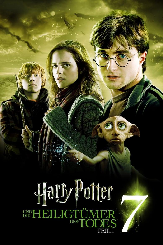 Harry Potter und die Heiligtümer des Todes - Teil 1 - Abenteuer / 2010 / ab 12 Jahre