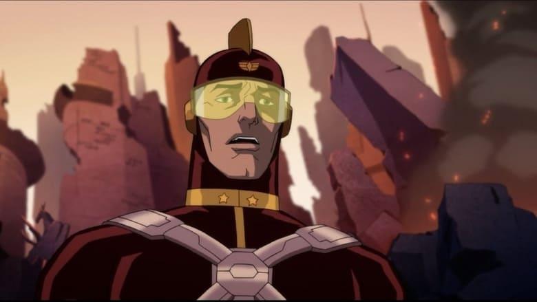 مشاهدة فيلم DC Showcase: Adam Strange 2020 مترجم أون لاين بجودة عالية