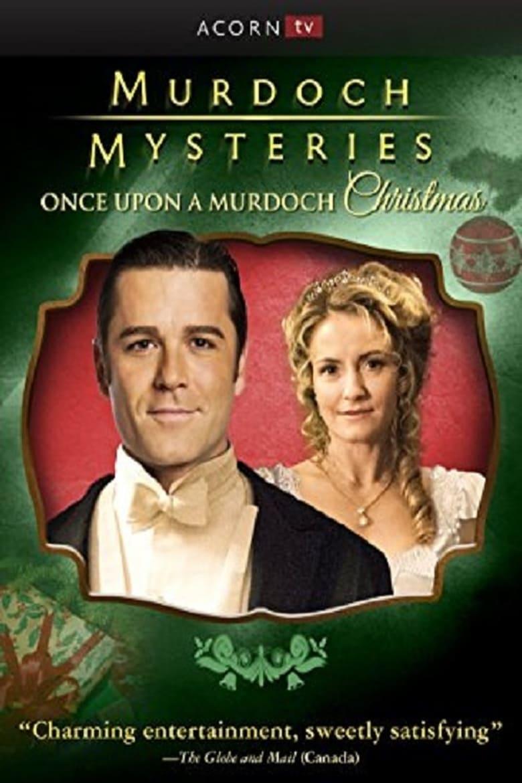 Εξώφυλλο του Once Upon a Murdoch Christmas