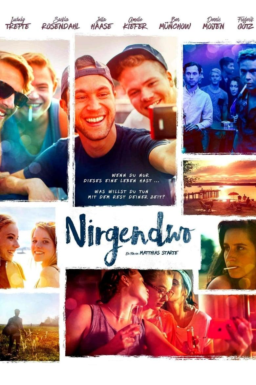 Εξώφυλλο του Nirgendwo