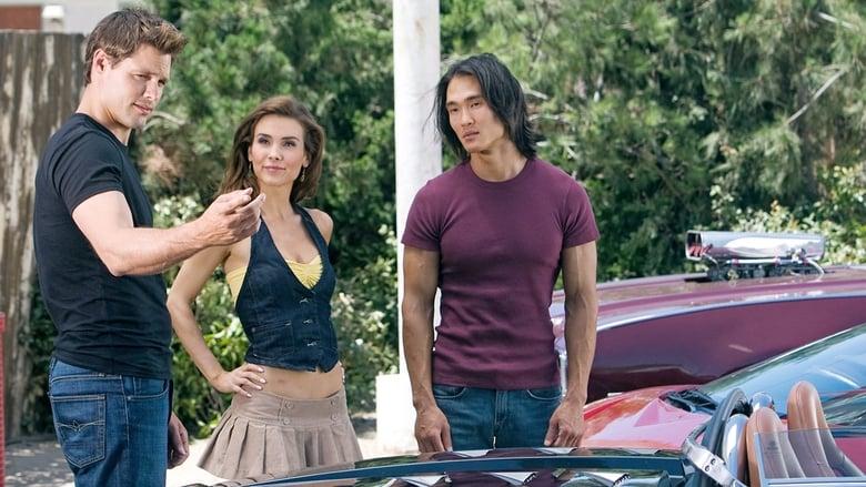 Ratuotas riteris / Knight Rider (2008) 1 Sezonas