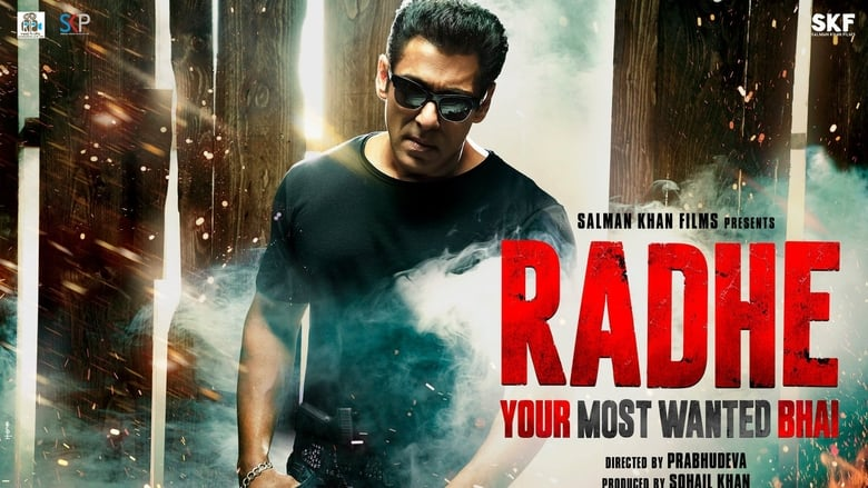 Radhe: Your Most Wanted Bhai (2021) Movie 1080p 720p Torrent Download