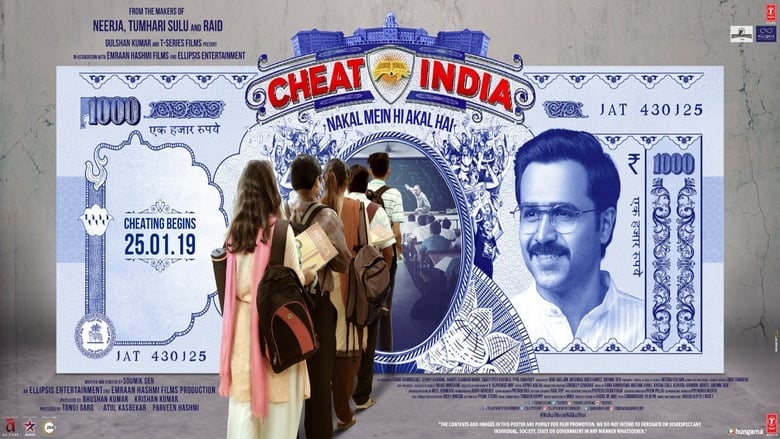 New Hindi Movei 2018 2019 Bolliwood: Why Cheat India (2019) Hindi Full Movie Watch Online HD