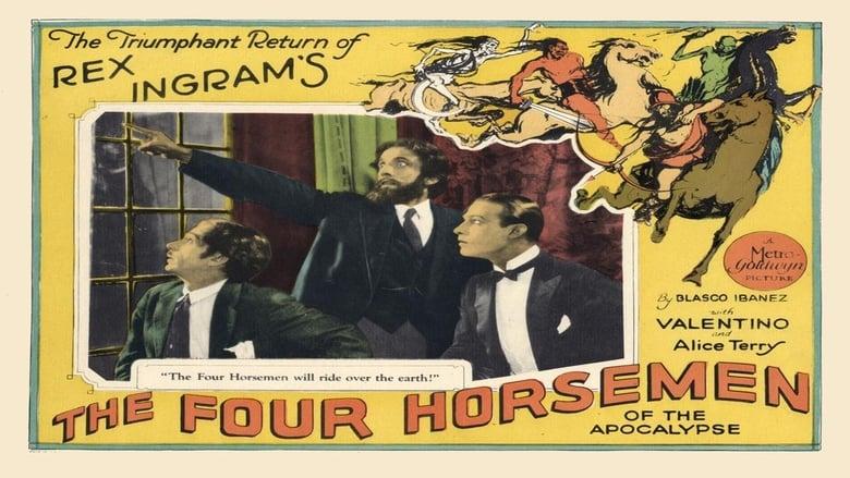 Imagem do Filme Os Quatro Cavaleiros do Apocalipse