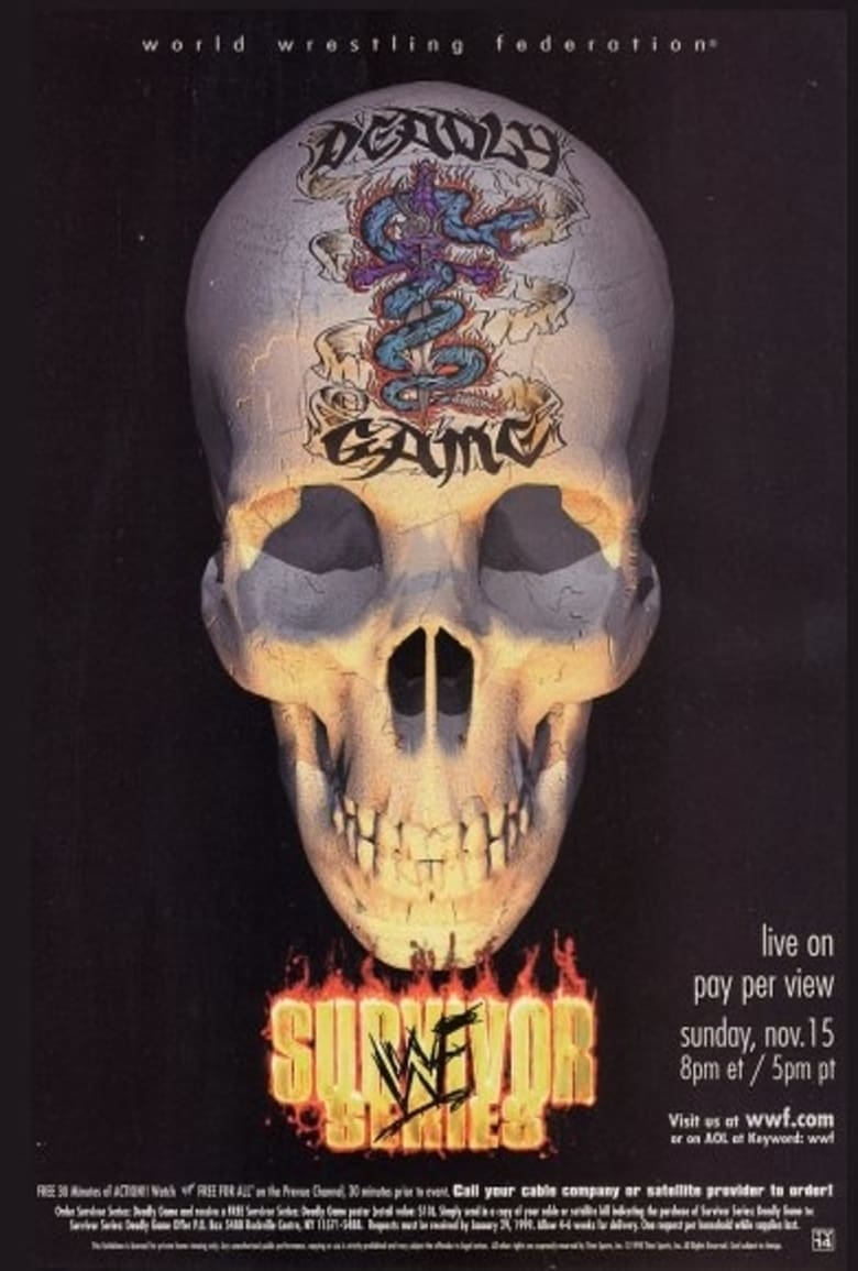WWE Survivor Series 1998 (1998)