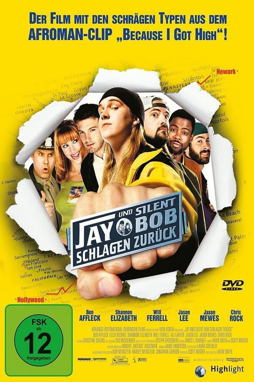 Jay und Silent Bob schlagen zurück - Komödie / 2002 / ab 12 Jahre