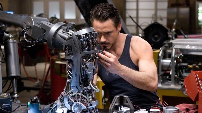 The Invincible Iron Man Movie