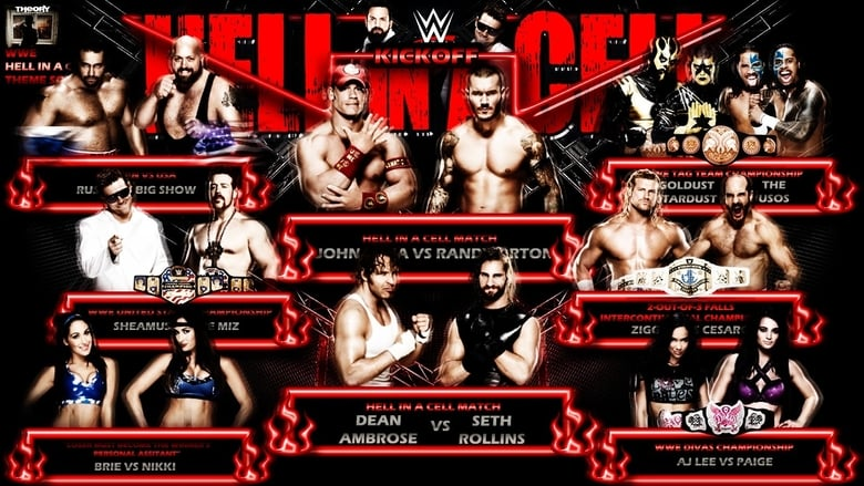WWE+Hell+In+A+Cell+2014