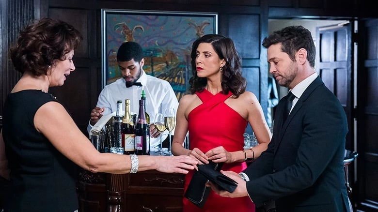 Private Eyes: 1×10