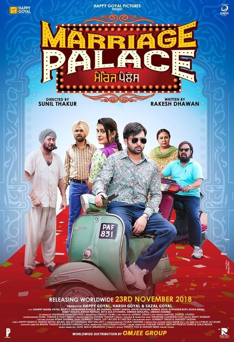 Marriage Palace Punjabi Movie Watch Online