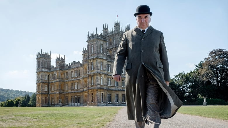 Downton Abbey Backdrop