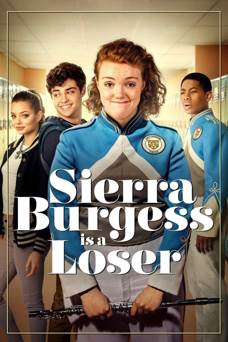 Εξώφυλλο του Sierra Burgess Is a Loser