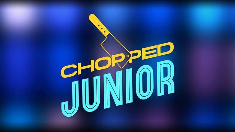 Chopped Junior banner backdrop