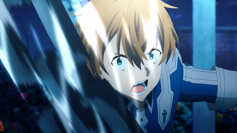 Sword Art Online Season 3 Episode 12   The Sage of the Library