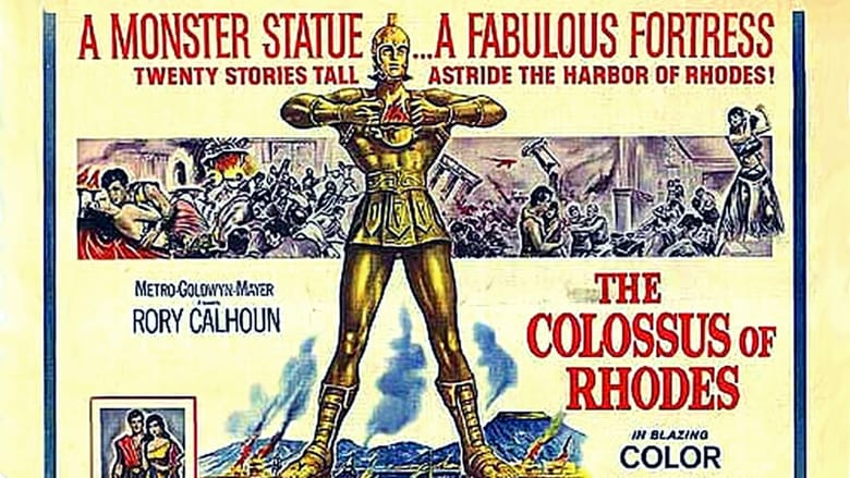 The Colossus of Rhodes voller film online