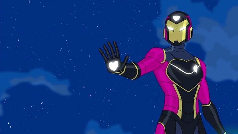 Marvel Rising: Heart of Iron 2019