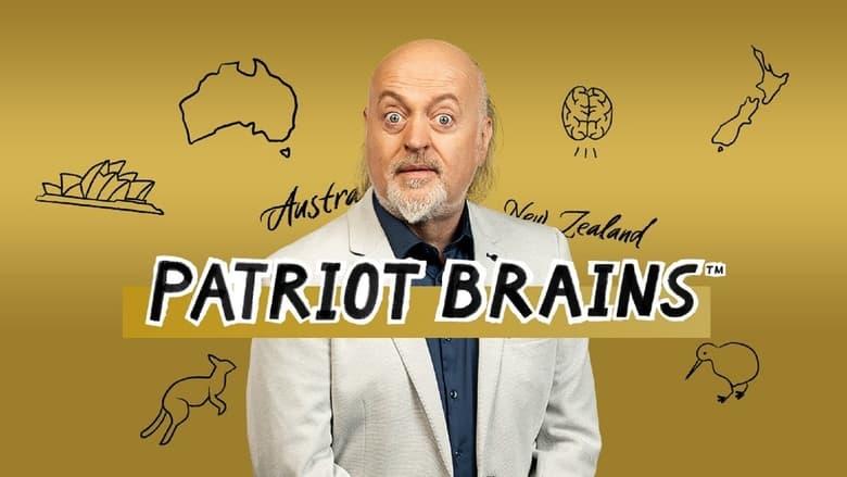 مشاهدة مسلسل Patriot Brains مترجم أون لاين بجودة عالية